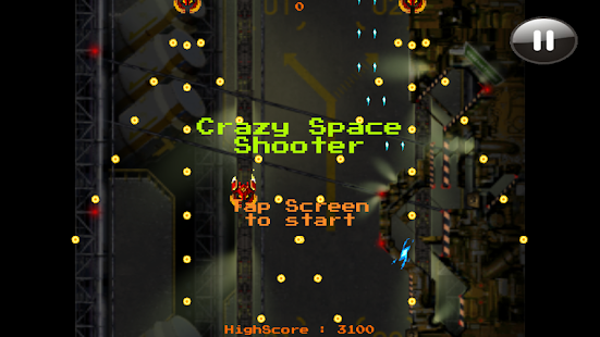 Space Shooting Mission 2016 - screenshot
