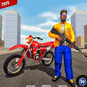Vegas City Gangster Moto Bike Chase 2019 For PC / Windows 7/8/10 / Mac – Free Download