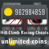 Cheat Hill Climb Racing - prank