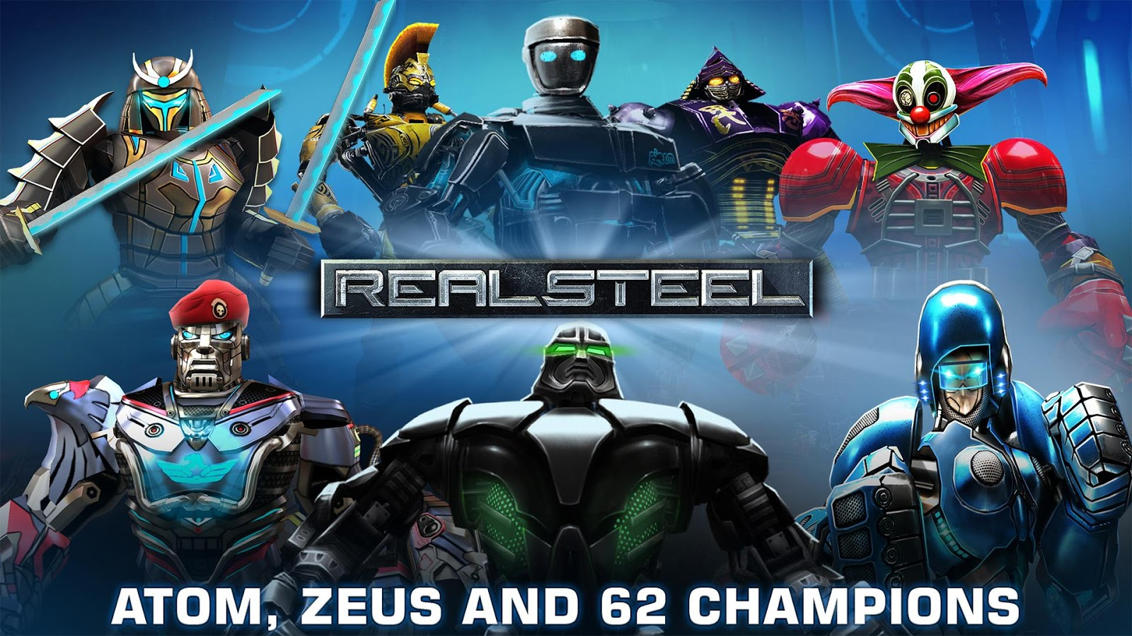Real Steel Screenshot 0