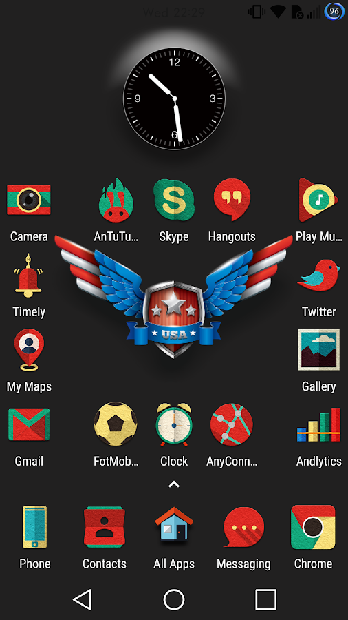 Retricon - Icon Pack Screenshot 3