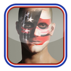 Football Face Paint Editor