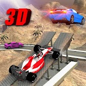 White Sand Car Stunts 2017 APK for Bluestacks