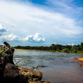 Batang by Risnandar Awang - Landscapes Beaches