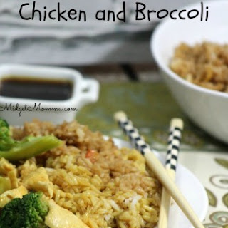 Homemade Chinese Chicken and Broccoli