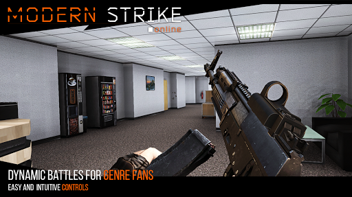 Modern Strike Online - FPS Shooter! screenshot 21