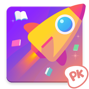 A library to let your little one's imagination soar! APK Icon