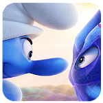 Blue Smurfs Wallpapers HD For Fans Icon
