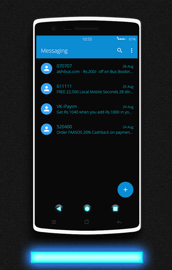 Glow CM13 CM12/12.1 Theme Screenshot 19
