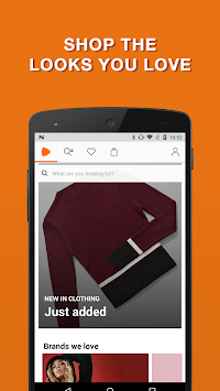 Zalando - Mode & Shopping APK screenshot thumbnail 4
