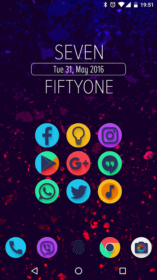 Almug - Icon Pack Screenshot 1