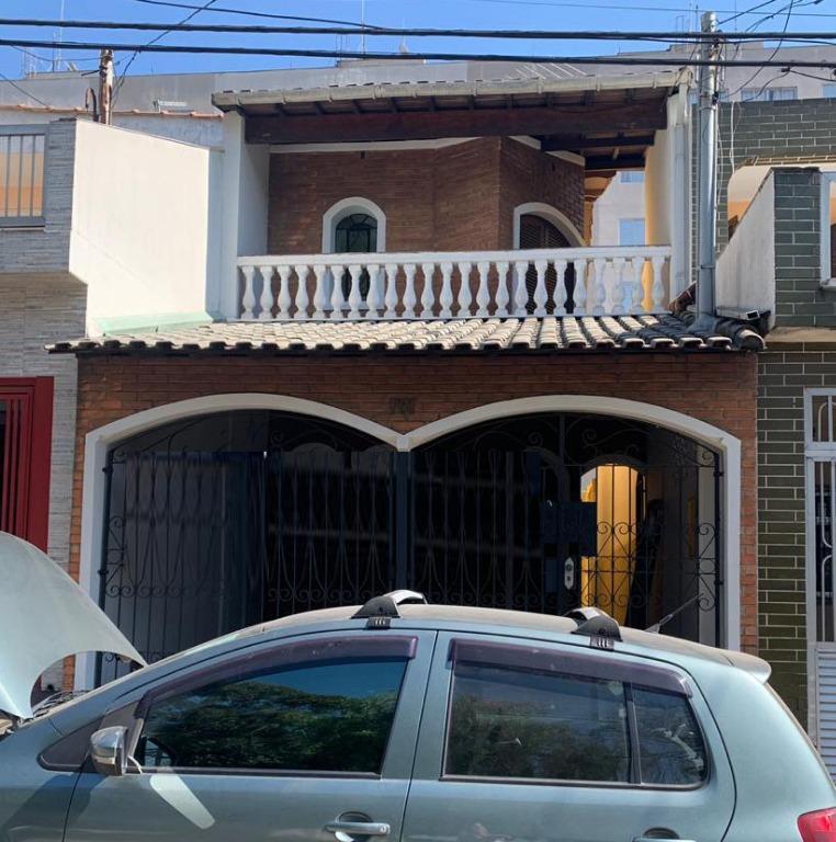Sobrado Vila Camilópolis Santo André