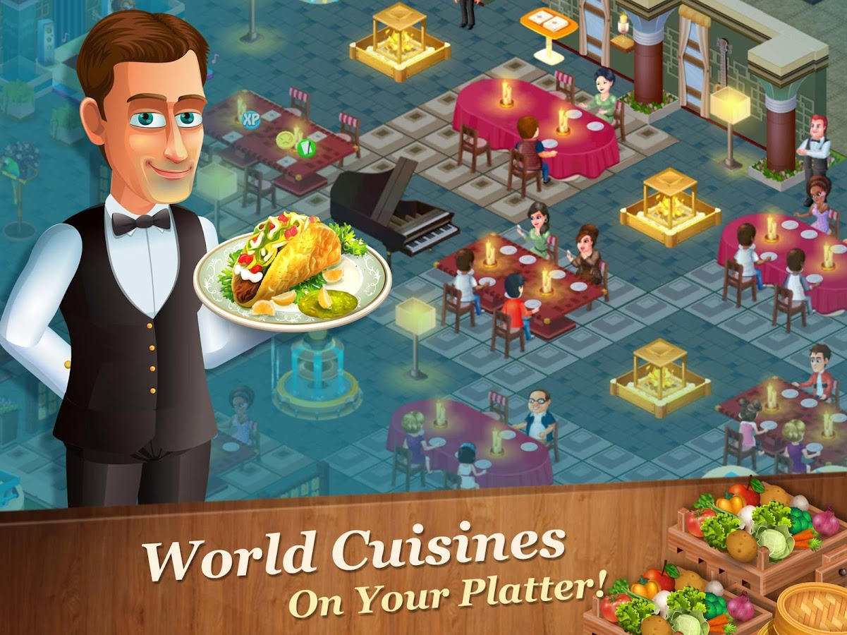 Star Chef: Cooking Game Screenshot 9