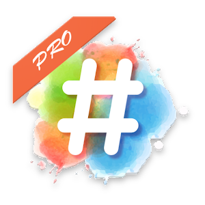 Hashtags Pro For PC / Windows 7/8/10 / Mac – Free Download