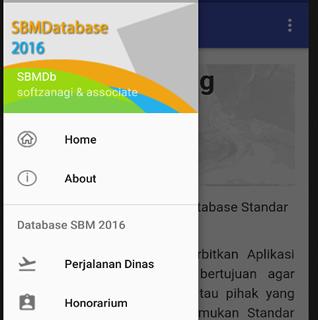 SBMDatabase 2016 screenshot 1