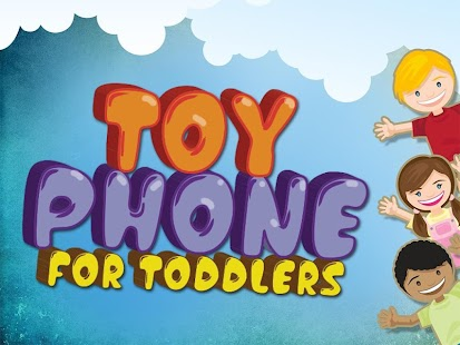 Toy Phone For Toddlers - screenshot