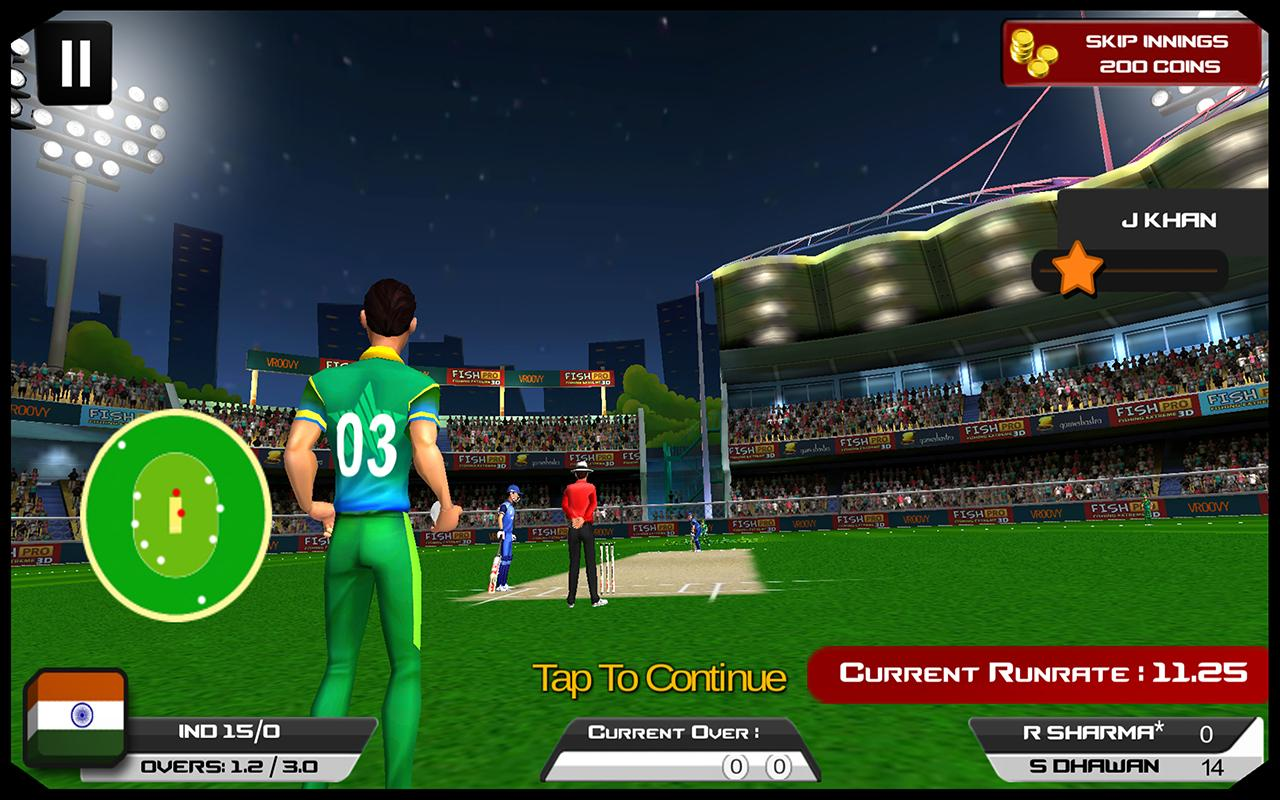 Cricket Hungama 2016 Screenshot 2