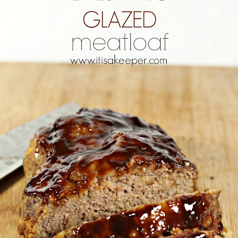 Balsamic Glazed Meatloaf