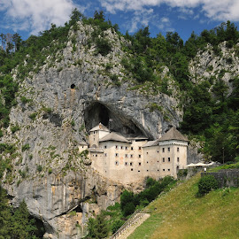Predjama by Tomasz Budziak - Buildings & Architecture Public & Historical ( slovenia, castle, buildings, architecture )