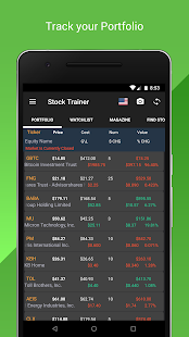 Stock Trainer: Virtual Trading (Stock Markets) for pc