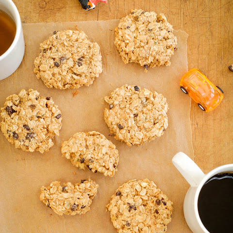 Super Easy Breakfast Cookies