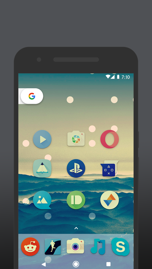 Nucleo Vintage - Icon Pack Screenshot 6