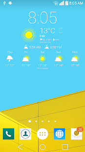 G4 Weather Icons for Chronus- screenshot thumbnail