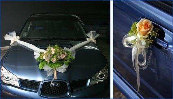 Цветы своими руками на свадебную машину своими руками