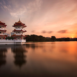 Chinese Gardens, Singapore by Keng Leng Ng - City,  Street & Park  City Parks