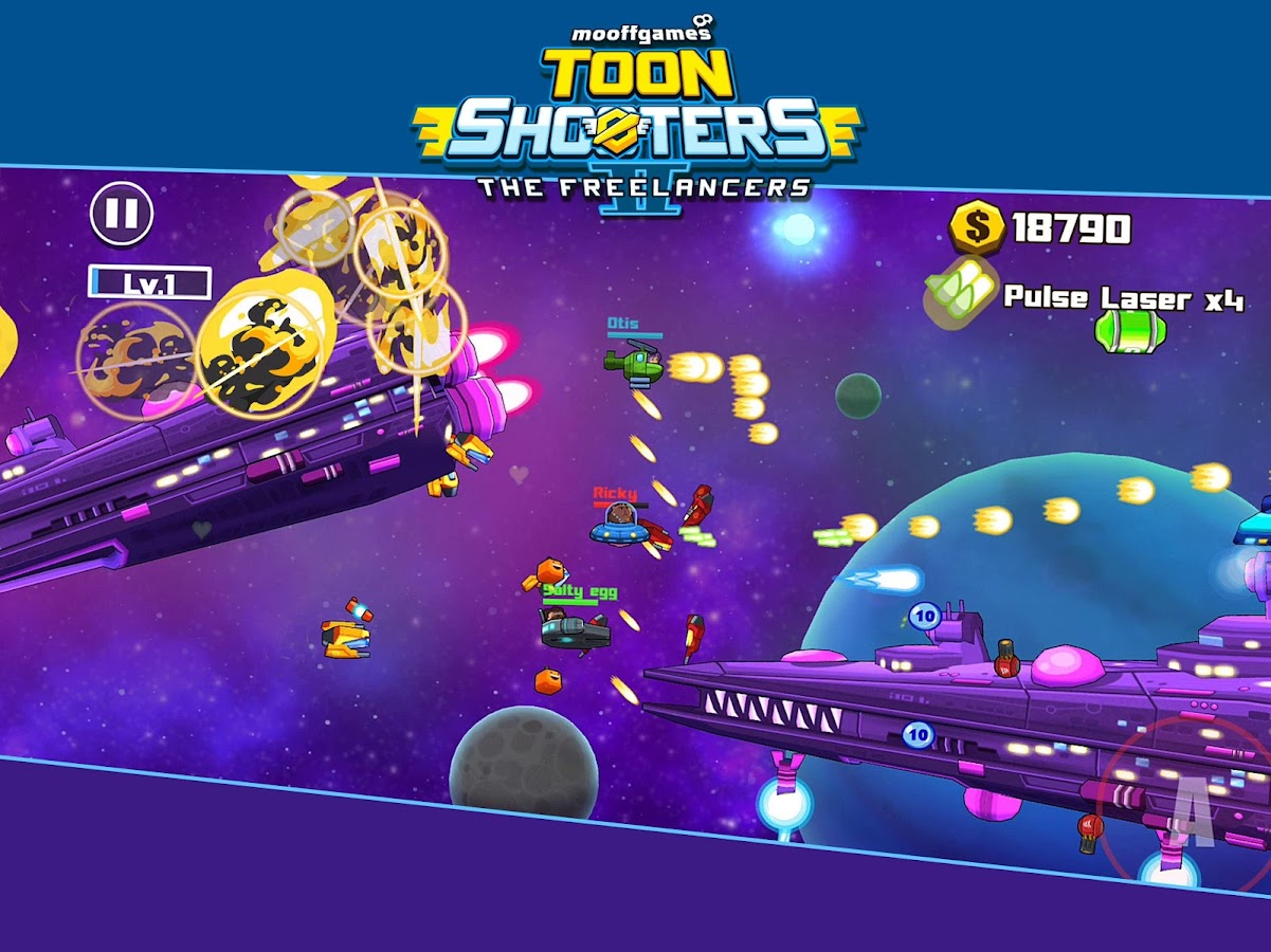 Toon Shooters 2: Freelancers Screenshot 9