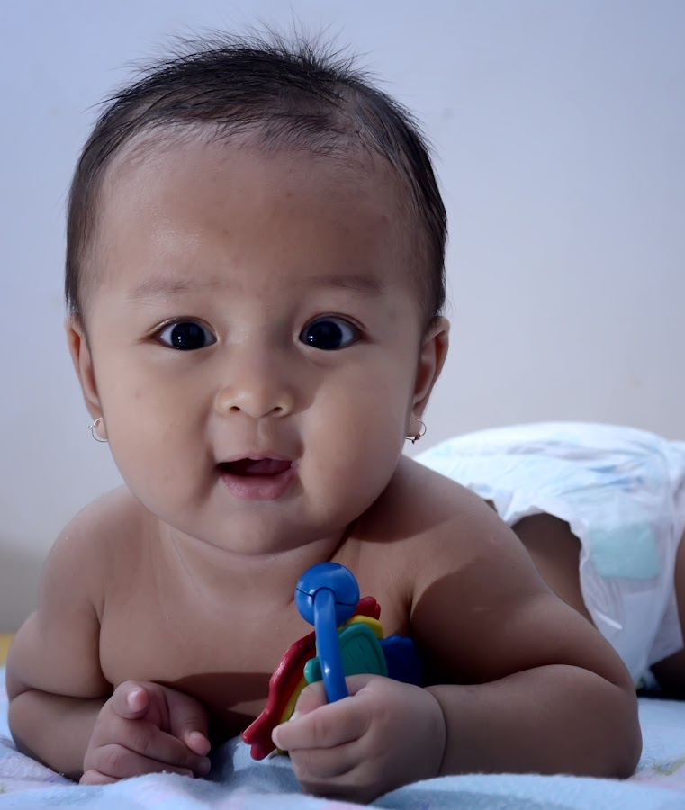 Her name is Ameera by Bagus Hendra Gunawan - Babies & Children Children Candids