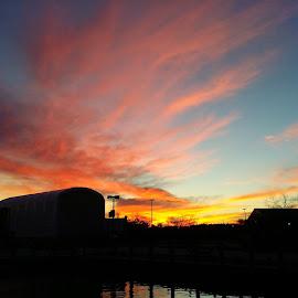 by Philip Poillon - Landscapes Sunsets & Sunrises