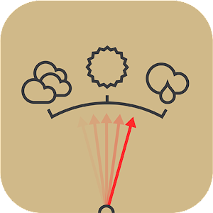 Analog Weather Station for Android