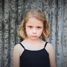 Serious Sophia by Sarah Douglas - Babies & Children Children Candids
