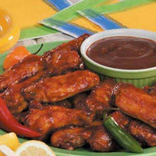Barbecue Chicken Wings Crock Pot Recipes