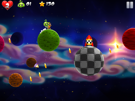 Space Taxi - screenshot