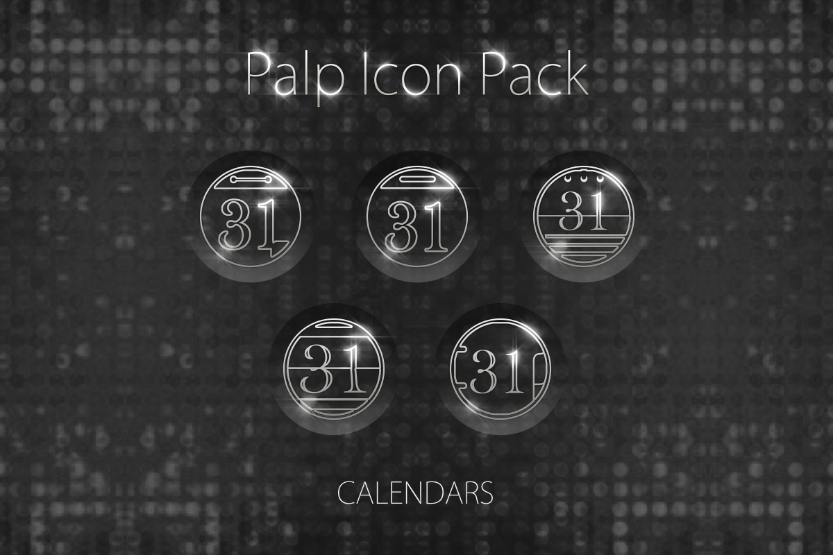 Palp Icon Pack Screenshot 6
