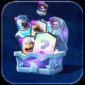 Chest Clash Royale simulator