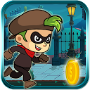 The Thief Runner – One Touch Escape Game