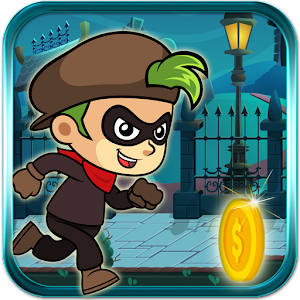 Thief Runner One Touch Escape