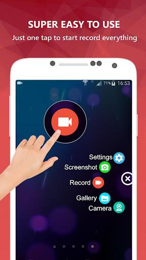 AZ Screen Recorder - No Root screenshot 2
