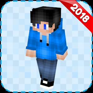 Boys Skins for Minecraft PE 🎮 For PC (Windows & MAC)