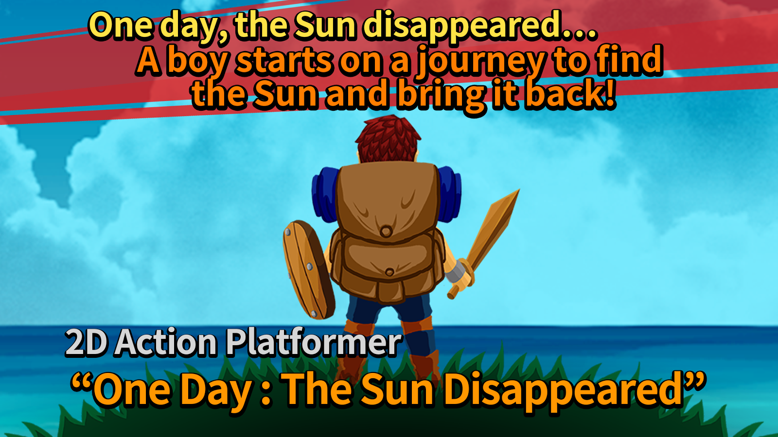 One Day : The Sun Disappeared Screenshot 0