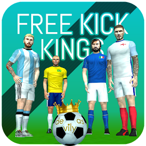 Free Kick Kings For PC (Windows & MAC)