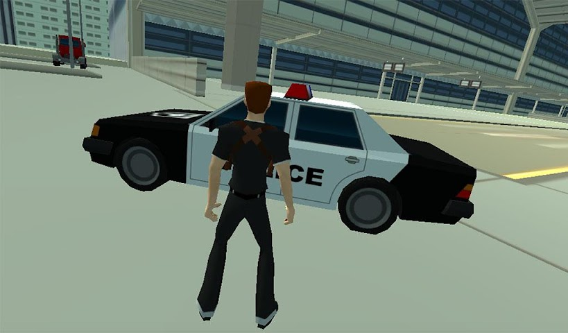 android Real City Driver 3D Screenshot 2