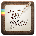 Free Download Textgram - write on photos APK for Samsung