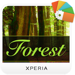 XPERIA™ Forest Theme