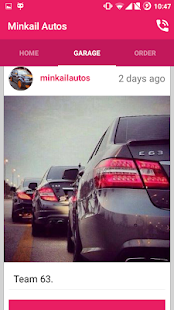 Minkail Autos - screenshot