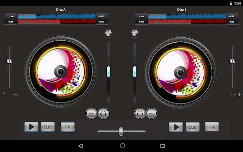 DJ Mixing Mobile - screenshot