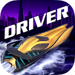 Driver Speedboat Paradise Icon